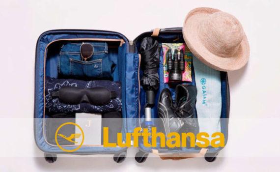 Koffer Handgepäck Lufthansa Empfehlung