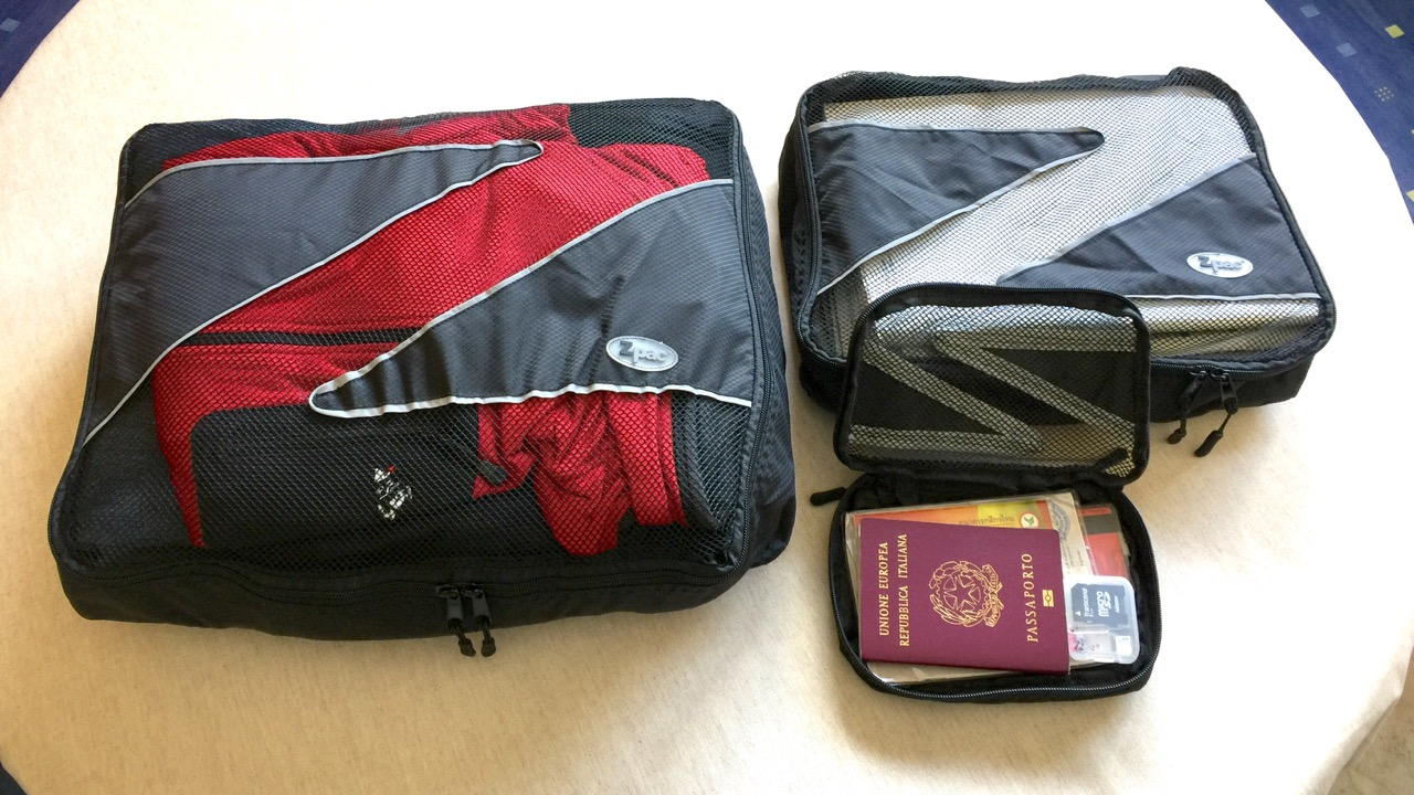 Packtaschen im Test
