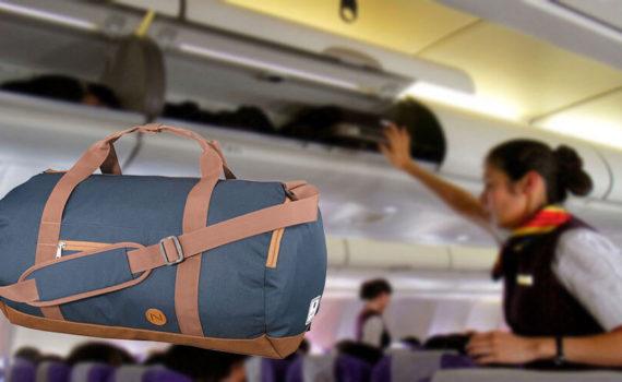 Reisetasche für Handgepäck Anforderungen