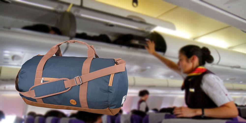 cec303f0f8fcc Reisetasche für Handgepäck - Anforderungen und Tipps