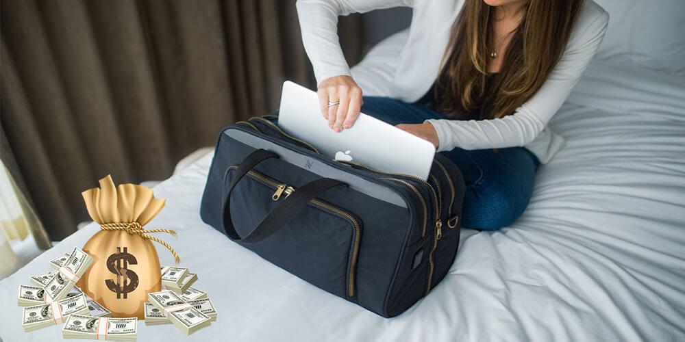 Reisetasche günstig oder teuer kaufen