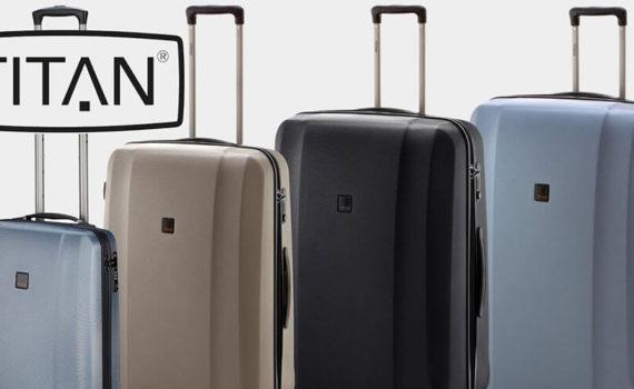 Titan Koffer Test und Vergleich