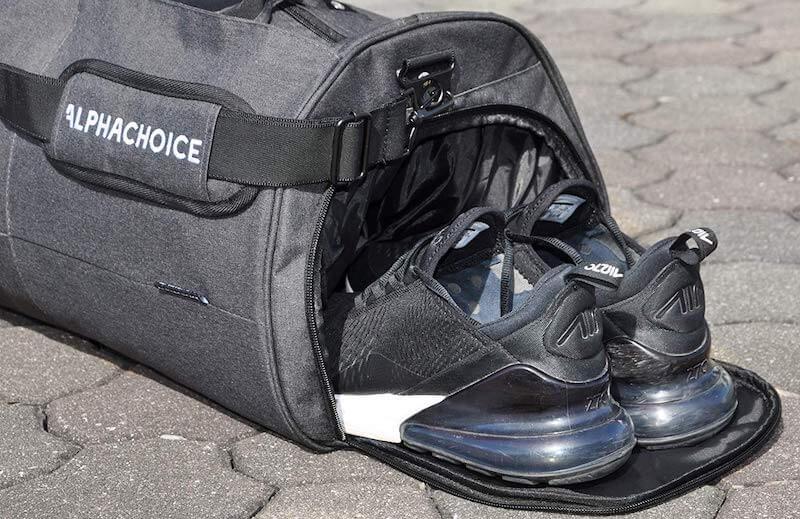 Sporttasche mit Schuhfach Empfehlungen