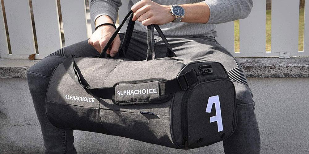 Sporttaschen für Herren Test
